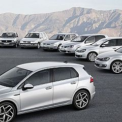 All-new VW Golf MK8 Sulit Masuk Indonesia