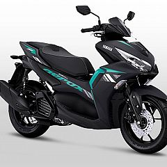 All-New Yamaha Aerox 155 Tiru Fitur Nmax Connected